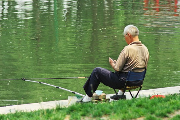 Fishers' Good Assistant -Fishing Chair